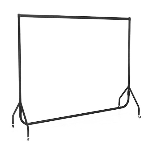Standard Duty Single Tier Clothes Rail