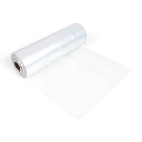 Clear Roll Bags Low Density