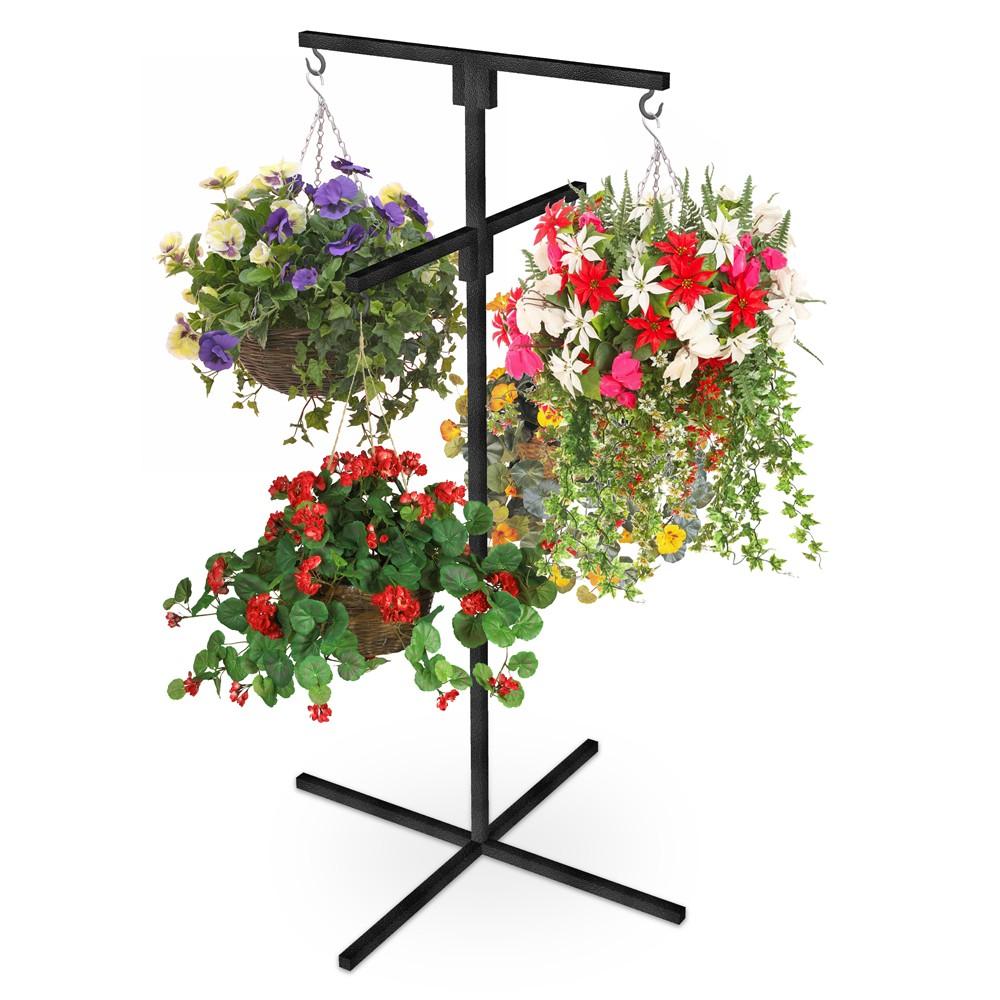 Hanging Basket Stand Lookup Beforebuying