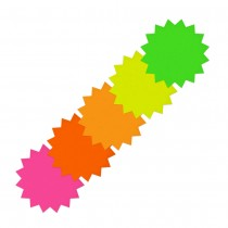 Fluorescent Star 150mm (6in)