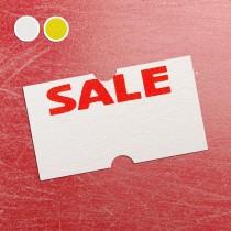 Price Gun Label 21mm x 12mm Sale