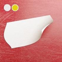 Blank Price Gun Label 26mm x 12mm Peelable