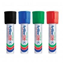 Artline 130 Marker Pen 30mm Chisel Nib