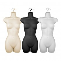 Female Hanging Body Form Full Torso