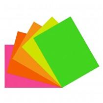 Fluorescent Ticket Board 635mm x 510mm (25in x 20.5in)