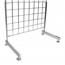 L Legs Standard Duty for Gridwall Panels
