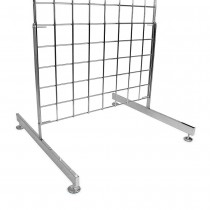T Legs Standard Duty for Gridwall Panels
