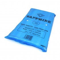 Polythene Sheet 223mm x 350mm (8.5in x 13.5in)