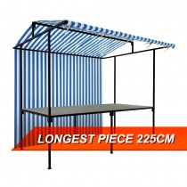 Standard Traditional Market Stall Kit Longest Piece