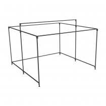 General Purpose Walk In Market Stall Frame Only