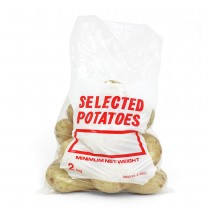 Clear Potatoe Bags