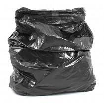 Black Refuse Sack Bin Bags (Per 200)