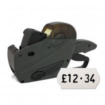 Uno J 6 Digit Price Gun Sample
