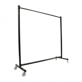 Warehouse Clothes Rail