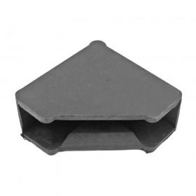 D Shape Rubber Corner Protector