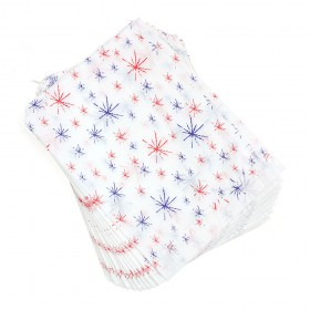 Starburst Strung Paper Bags