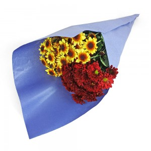 Flower Wrap Paper 510mm x 770mm (20in x 30in)