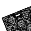 Damask Pattern Carrier Bags Low Density Close Fashion