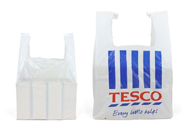 Carrier Bag Tax