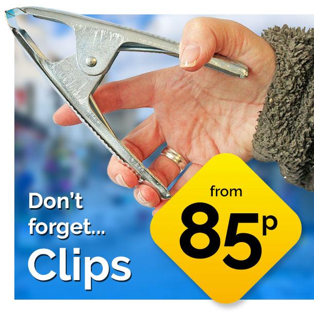 Buy Metal Spring Clamps
