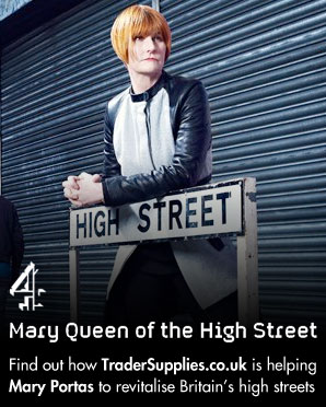 Mary Portas Queen of the High Street
